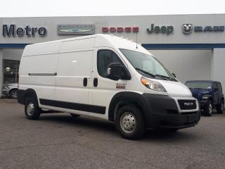 New 2019 RAM 3500 ProMaster High Roof 159 in. WB for sale in Ottawa, ON