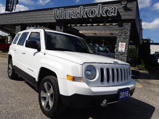 Used 2016 Jeep Patriot High Altitude for sale in Bracebridge, ON