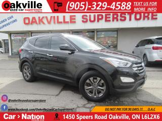 Used 2014 Hyundai Santa Fe Sport 2.4 Premium | HTD SEATS | CRUISE | ACCIDENT FREE for sale in Oakville, ON