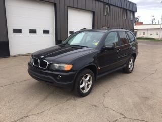 Used 2003 BMW X5 3.0i for sale in Edmonton, AB