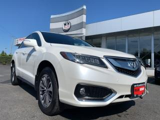 Used 2016 Acura RDX 3.5L AWD Elite Package Navi Sunroof Rear Camera for sale in Langley, BC