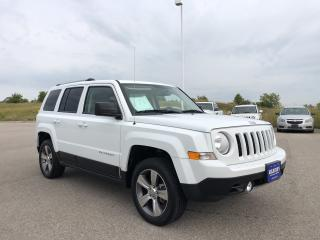 Used 2017 Jeep Patriot High Altitude Edition 4X4 for sale in Guelph, ON
