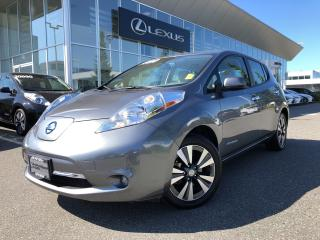 Used 2015 Nissan Leaf S for sale in North Vancouver, BC
