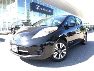 Used 2016 Nissan Leaf SV SV, No Accidents, Low KM for sale in North Vancouver, BC