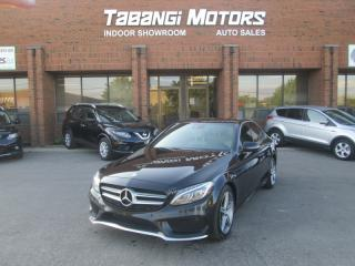 2016 Mercedes-Benz C-Class C300 4MATIC | NO ACCIDENTS | NAVIGATION | REAR CAM | LEATHER
