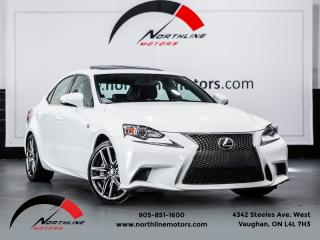 Used 2016 Lexus IS 300 AWD|F-Sport|Navigation|Blindspot|Camera|MarkLevinson for sale in Vaughan, ON