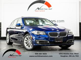 Used 2016 BMW 5 Series 528i xDrive|Navigation|Driver Assist|Heads Up Display|360Cam for sale in Vaughan, ON