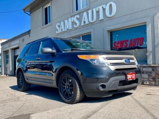 Used 2012 Ford Explorer 4WD 4dr for sale in Hamilton, ON