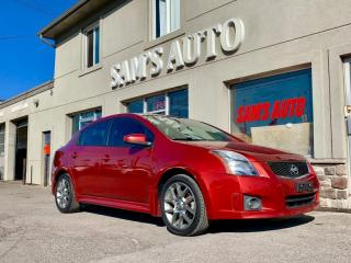 Used 2010 Nissan Sentra 4dr Sdn I4 CVT SE-R for sale in Hamilton, ON