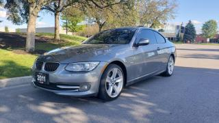 Used 2011 BMW 3 Series 2dr Cpe 328i xDrive AWD | 6 Speed | Sport Seats for sale in Vaughan, ON