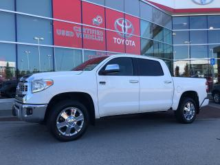 Used 2014 Toyota Tundra 4x4 CrewMax Platinum 5.7 6A for sale in Surrey, BC