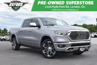 Used 2019 RAM 1500 LARAMIE LONGHORN for sale in London, ON