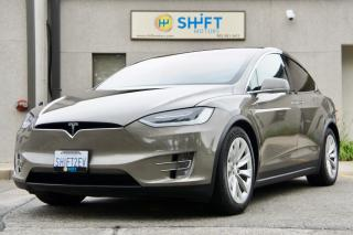 Used 2016 Tesla Model X 75D AP, 7 SEATS, NO ACCIDENTS, TESLA 2YR/160K CPO WARR! for sale in Burlington, ON