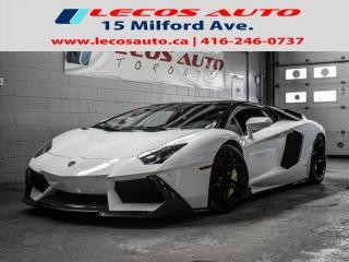 Used 2012 Lamborghini Aventador - for sale in North York, ON
