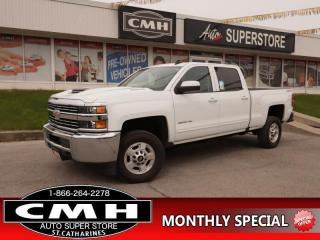 Used 2018 Chevrolet Silverado 2500 HD LT  DIESEL CAM 10W-P/SEAT for sale in St. Catharines, ON
