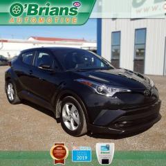 Used 2019 Toyota C-HR w/Mfg Warranty for sale in Saskatoon, SK