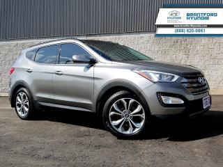 Used 2015 Hyundai Santa Fe Sport Limited  - $138 B/W for sale in Brantford, ON