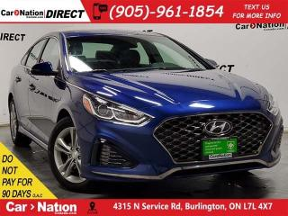Used 2019 Hyundai Sonata Essential w/Sport Pkg| SUNROOF| PUSH START| for sale in Burlington, ON