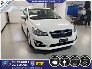 Used 2016 Subaru Impreza 2.0i Sport Awd Berline ** Toit ouvrant * for sale in Laval, QC