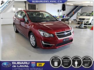 Used 2016 Subaru Impreza 2.0i Touring Awd Hatchback ** Caméra de for sale in Laval, QC
