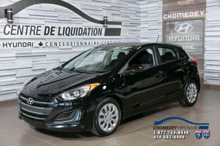 Used 2016 Hyundai Elantra GT GL for sale in Laval, QC
