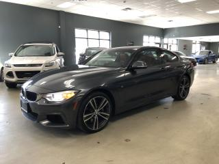 Used 2015 BMW 4 Series 435I XDRIVE*M-PERFORMANCE PACKAGE*NAVIGATION*HERMA for sale in North York, ON