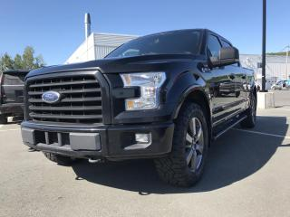 Used 2016 Ford F-150 SPORT CREW 20 PCES 4X4 ÉCOBOOST 3.5L for sale in Vallée-Jonction, QC
