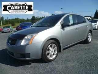 Used 2007 Nissan Sentra for sale in East broughton, QC