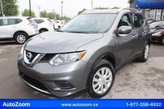 Used 2015 Nissan Rogue S **KM BAS** FINANCEMENT FACILE !! for sale in Laval, QC