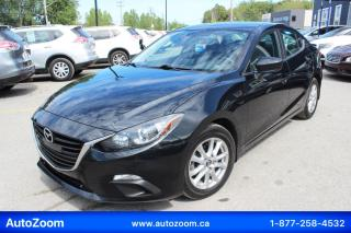 Used 2016 Mazda MAZDA3 GS **CAMERA** FINANCEMENT FACILE !! for sale in Laval, QC