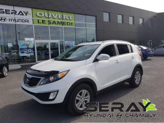 Used 2012 Kia Sportage LX for sale in Chambly, QC