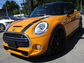 Used 2016 MINI Cooper Hardtop S | ONE OWNER | NAVIGATION |6 SPEED|SUNROOF| 79KM for sale in Burlington, ON