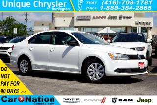 Used 2013 Volkswagen Jetta TRENDLINE+| HEATED SEATS| AC & MORE for sale in Burlington, ON