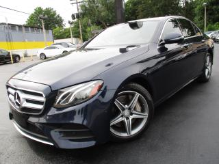 Used 2017 Mercedes-Benz E-Class E300 4MATIC|AMG PKG|NAVIGATION|PANORAMA|92KM for sale in Burlington, ON