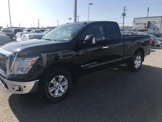 Used 2018 Nissan Titan SV King Cab 4x4 for sale in Beauport, QC