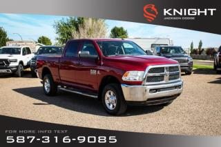Used 2013 RAM 3500 ST - Touchscreen, Bluetooth for sale in Medicine Hat, AB