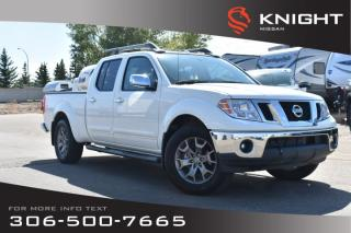 Used 2017 Nissan Frontier SL | Leather | Very Low KMs | Heated Seats | for sale in Swift Current, SK