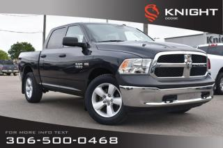 Used 2017 RAM 1500 ST | Bluetooth | Back Up Camera | for sale in Swift Current, SK