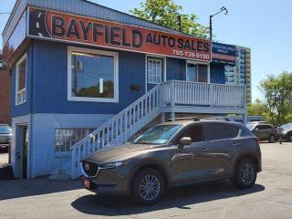 Used 2017 Mazda CX-5 GX AWD **Navigation/Bluetooth** for sale in Barrie, ON