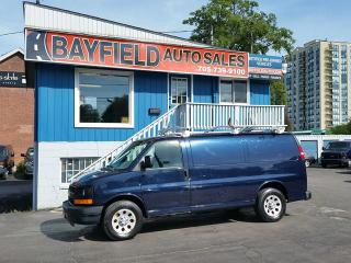 Used 2009 Chevrolet Express 1500 Cargo **5.3L V8/Power Group/Shelving/Only 30k!** for sale in Barrie, ON