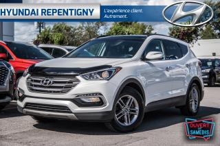 Used 2017 Hyundai Santa Fe Sport LUXURY AWD**NAVIGATION, TOIT PANORAMIQUE** for sale in Repentigny, QC