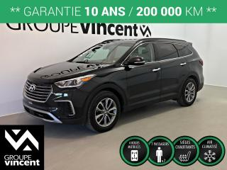 Used 2019 Hyundai Santa Fe XL PREFERRED AWD 7 PASSAGERS ** GARANTIE 10 ANS ** Parfait pour la famille et les loisirs! for sale in Shawinigan, QC