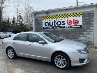 Used 2011 Ford Fusion for sale in Laval, QC