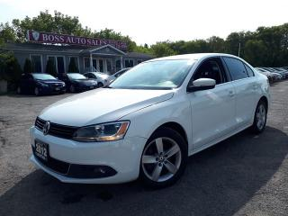 Used 2012 Volkswagen Jetta TDI Diesel for sale in Oshawa, ON