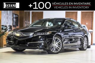 Used 2016 Acura TLX 2016 Acura TLX * ELITE * ASPEC * NAVIGATION * for sale in Montréal, QC