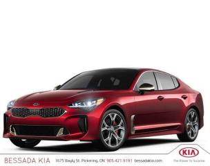 Used 2020 Kia Stinger GT Limited for sale in Pickering, ON