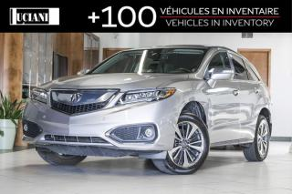 Used 2017 Acura RDX 2017 Acura RDX * Élite * Navigation * Certified * for sale in Montréal, QC
