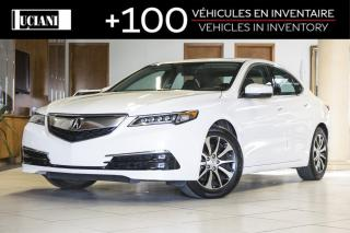 Used 2015 Acura TLX 2015 Acura TLX * Technology * Navigation * for sale in Montréal, QC
