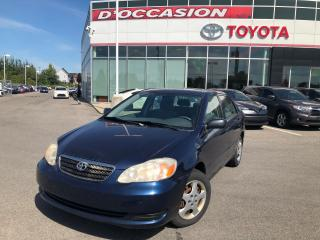 Used 2008 Toyota Corolla **AUTOMATIQUE** SEULEMENT 102 321 KM* for sale in St-Eustache, QC