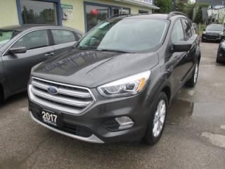 Used 2017 Ford Escape FOUR-WHEEL DRIVE SE MODEL 5 PASSENGER 1.5L - ECO-BOOST.. NAVIGATION.. LEATHER.. HEATED SEATS.. BACK-UP CAMERA.. PANORAMIC SUNROOF.. BLUETOOTH.. for sale in Bradford, ON